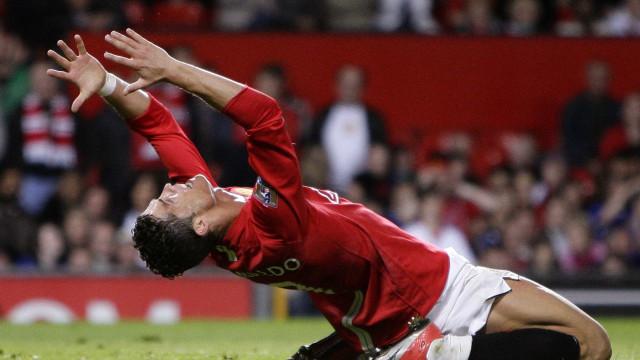 """""""Ronaldo foi o melhor atleta que me passou pela frente"""""""