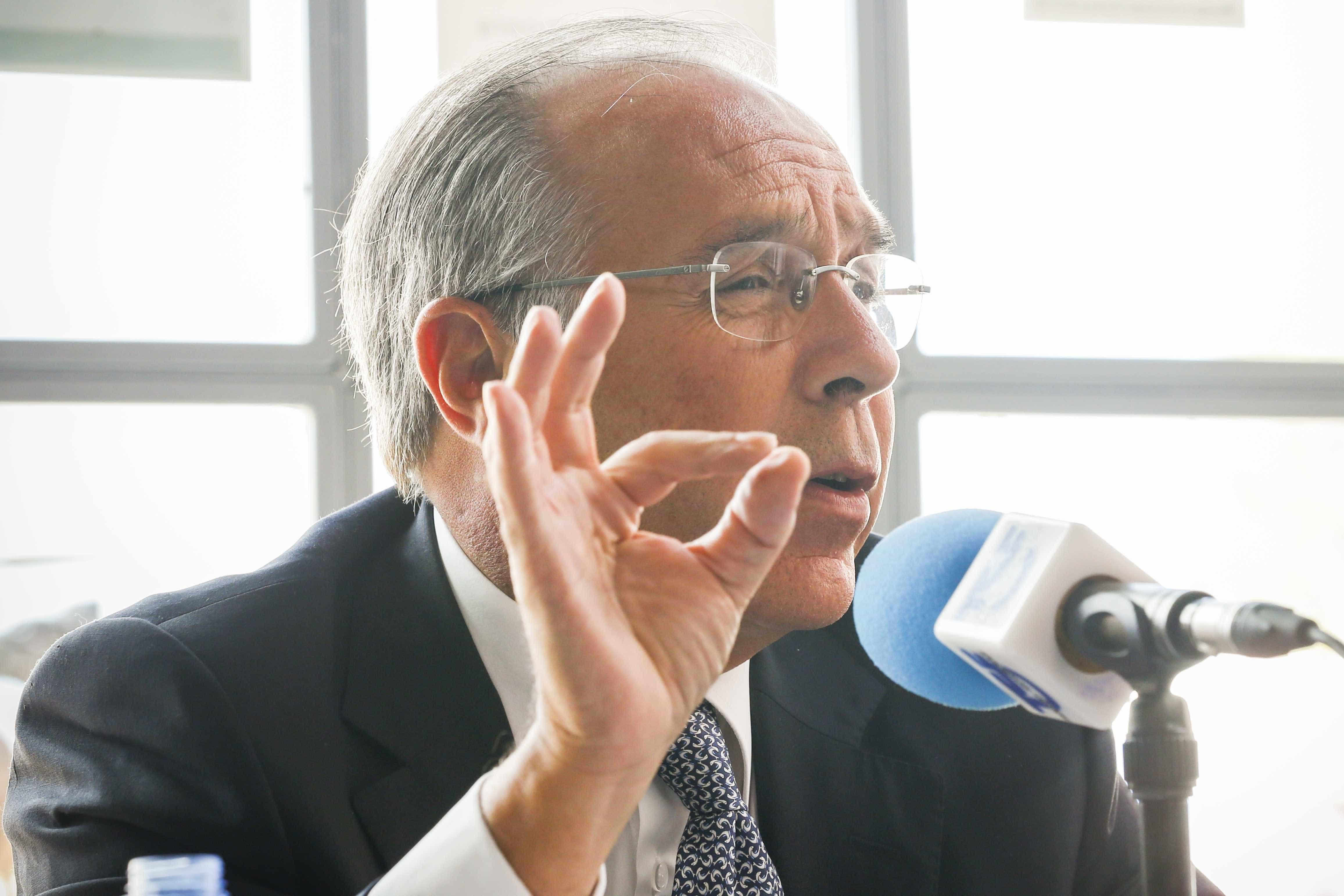 "Tancos? ""Rui Rio foi mais 'costista' que António Costa"""