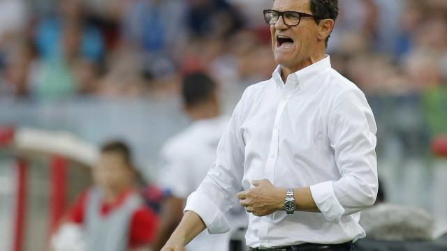 Fabio Capello revela orçamento estratosférico do Real Madrid