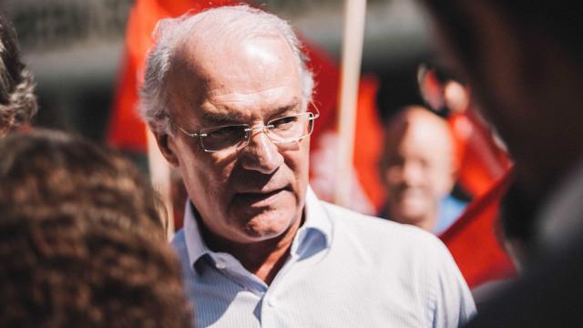 Arménio Carlos espera elevada adesão à greve e deixa aviso ao Governo