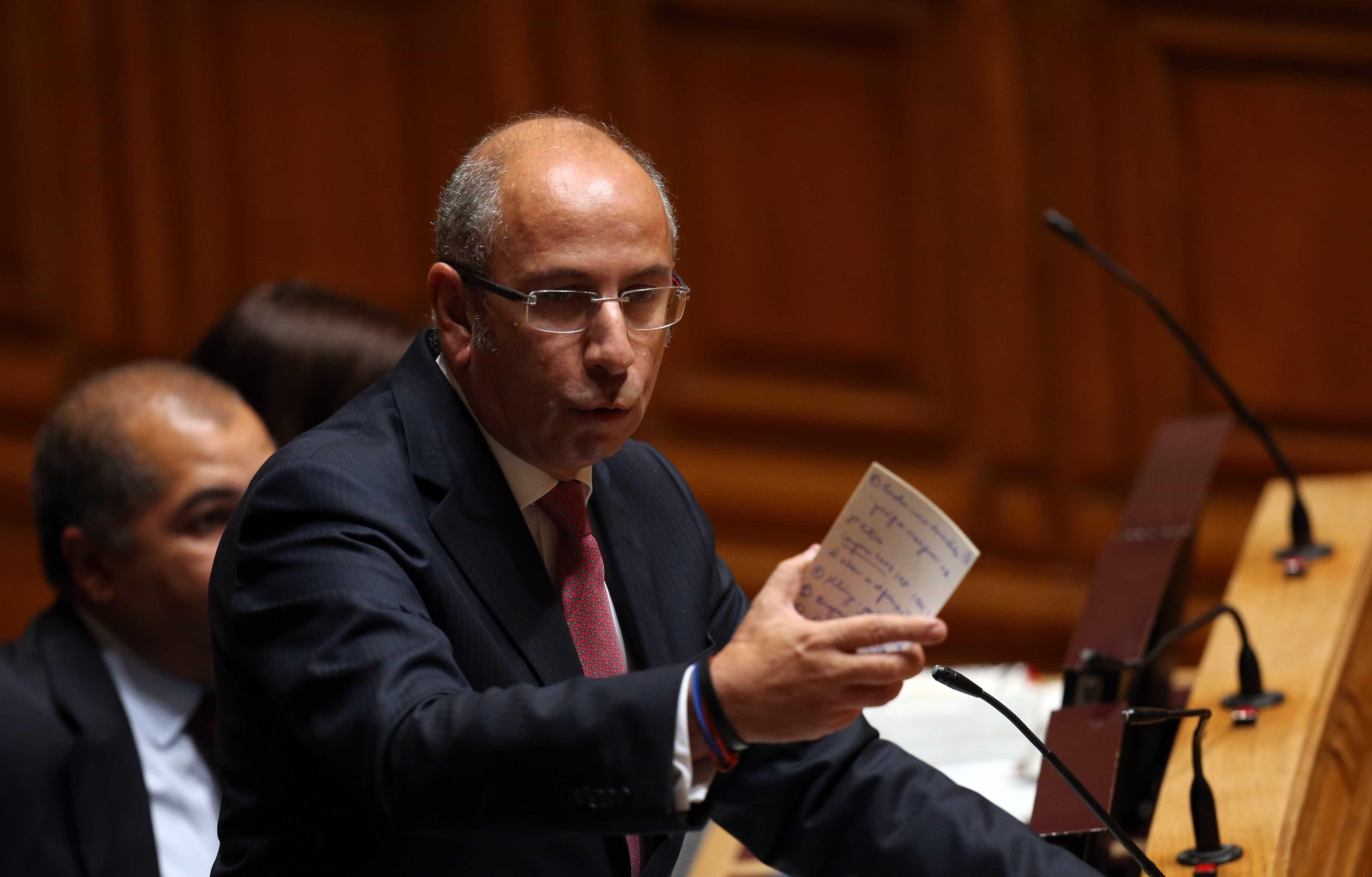 "CDS acusa PS, PCP e BE de ""entraves e dificuldades"" no inquérito a Tancos"
