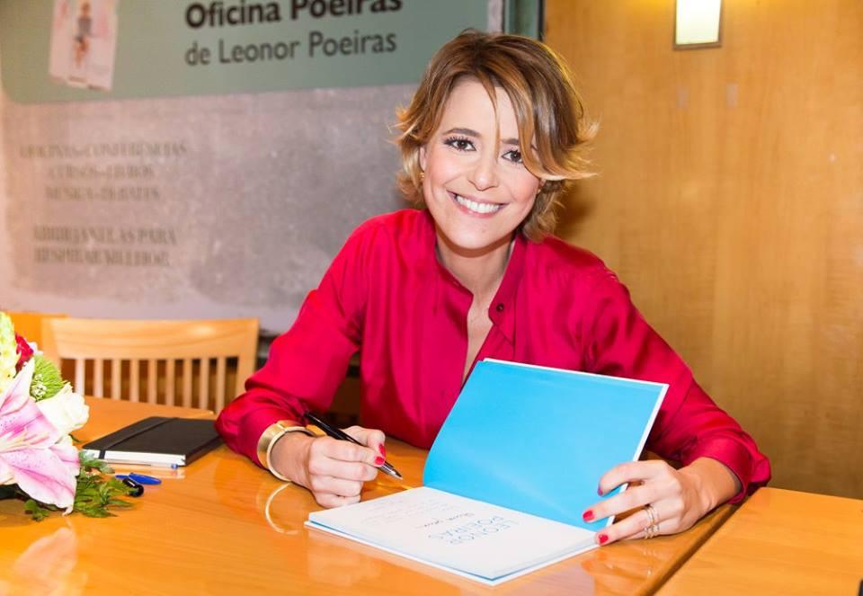 Ups! Leonor Poeiras mostra em direto o número de telemóvel de Marisa Cruz