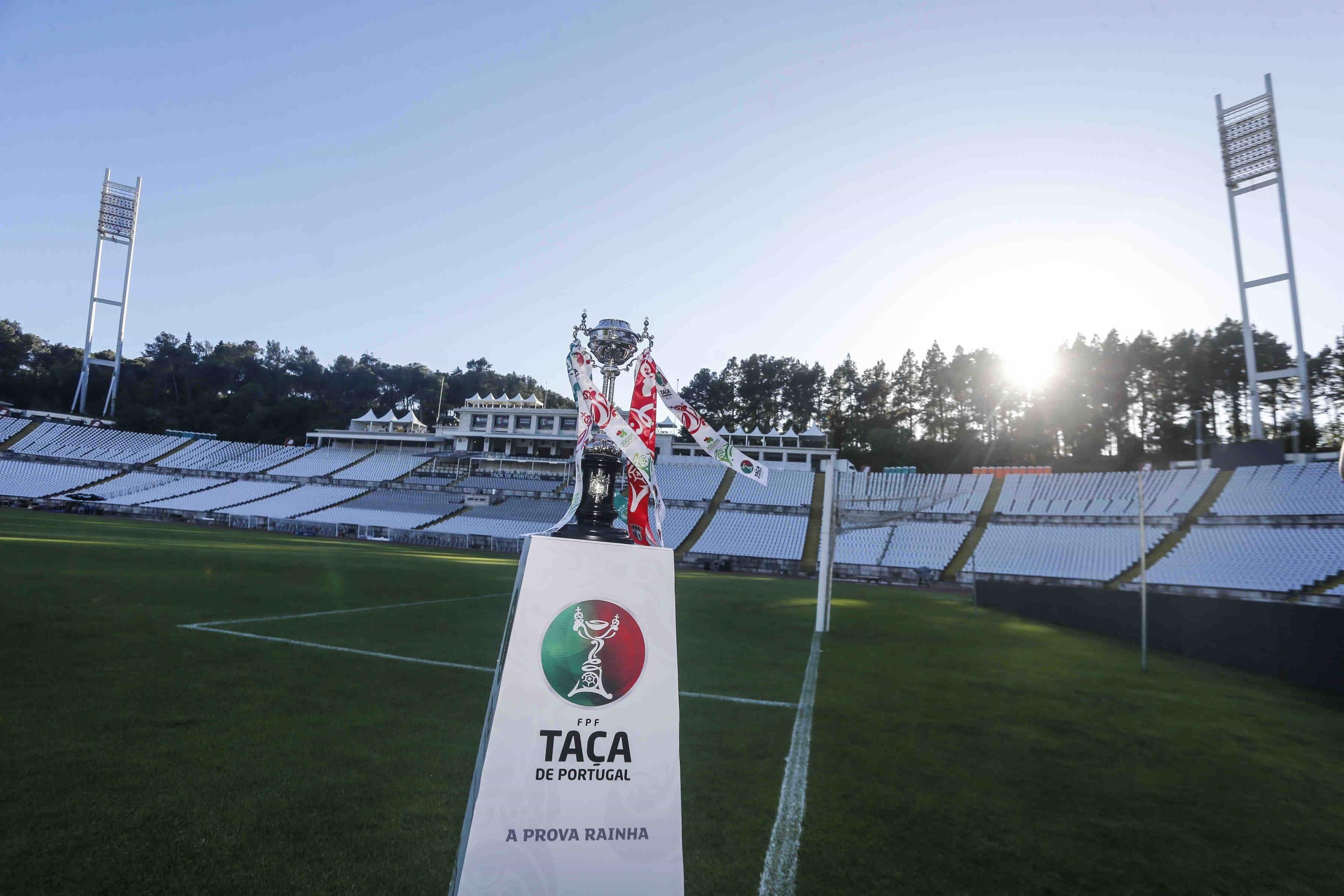 Taça de Portugal: Já há data para Benfica-Sporting e FC Porto-Sp.Braga