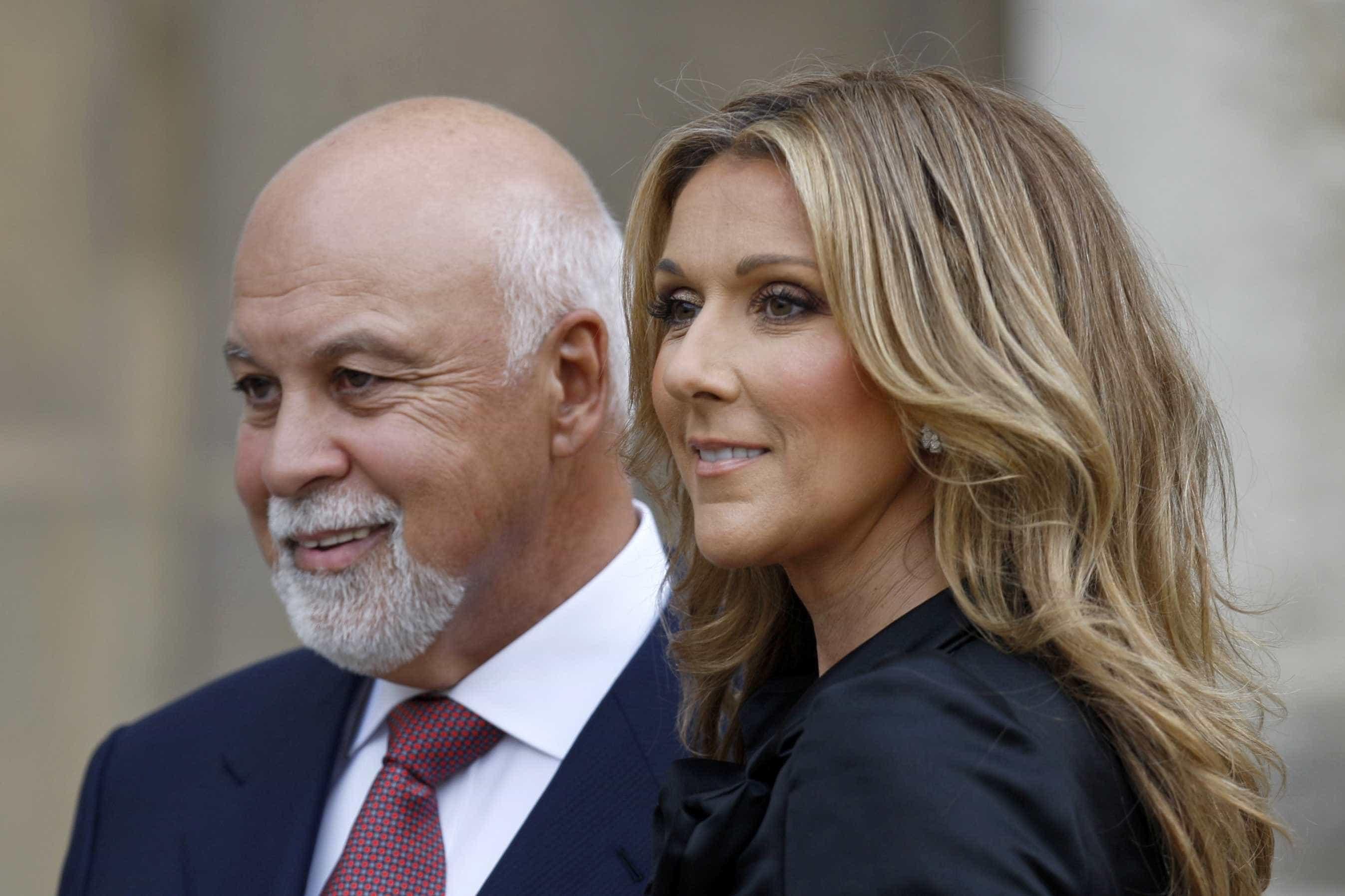 "Céline Dion recorda ""difícil"" perda do marido"
