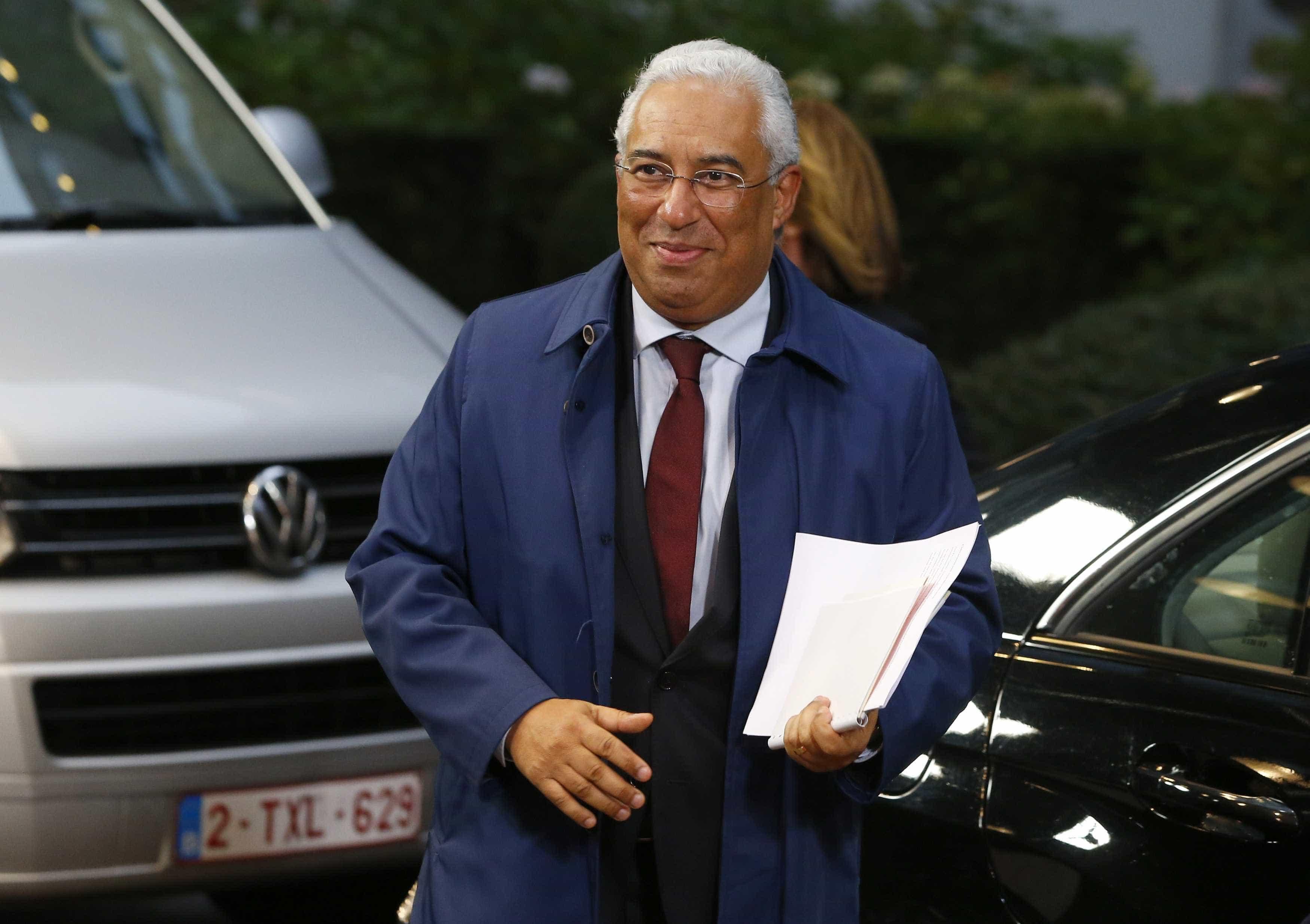 """Costa espera """"mandato muito claro"""" para Centeno trabalhar em orçamento"""