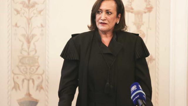 Ex-procuradora Joana Marques Vidal só fala nas instâncias próprias