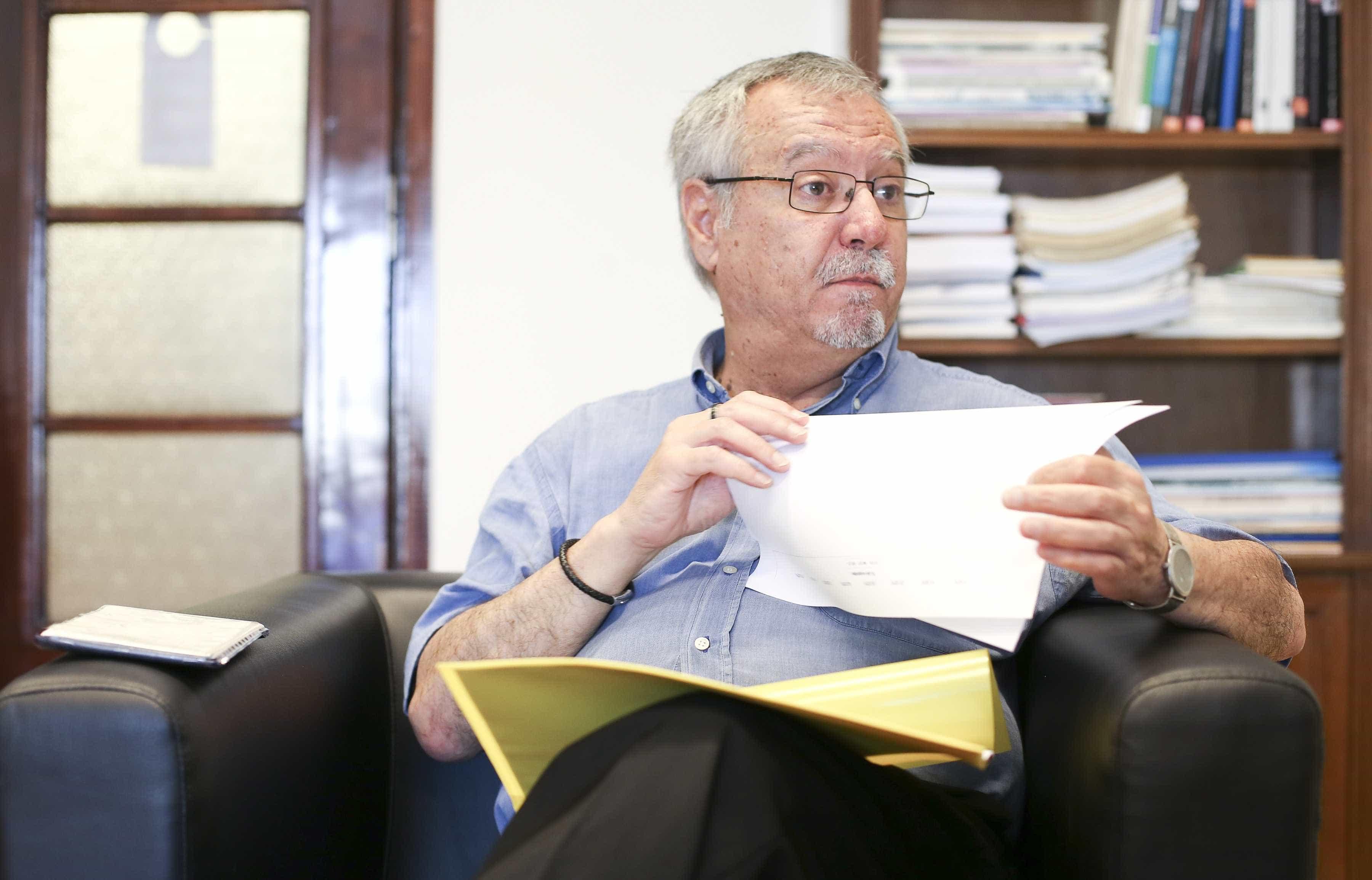 Morreu Jorge Miguéis, membro da Comissão Nacional de Eleições