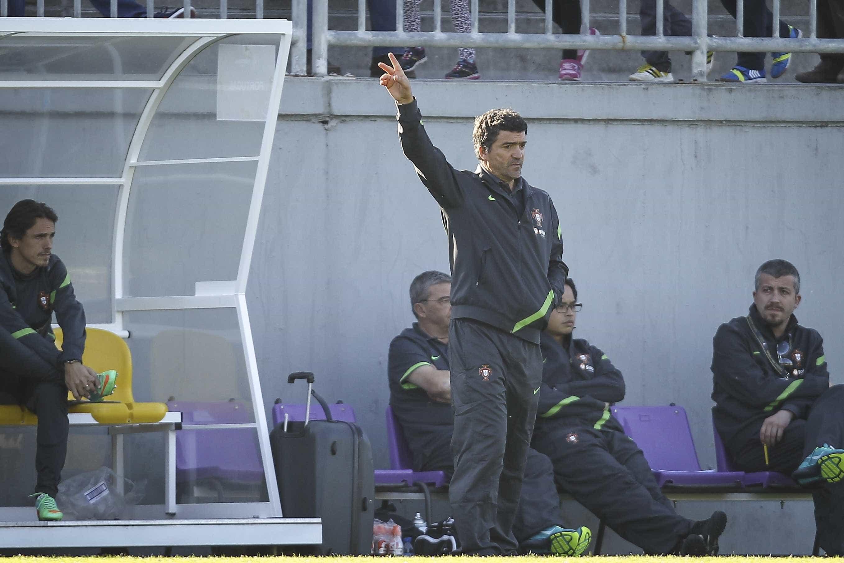 Seleção nacional sub-20 perde particular na Alemanha por 1-0