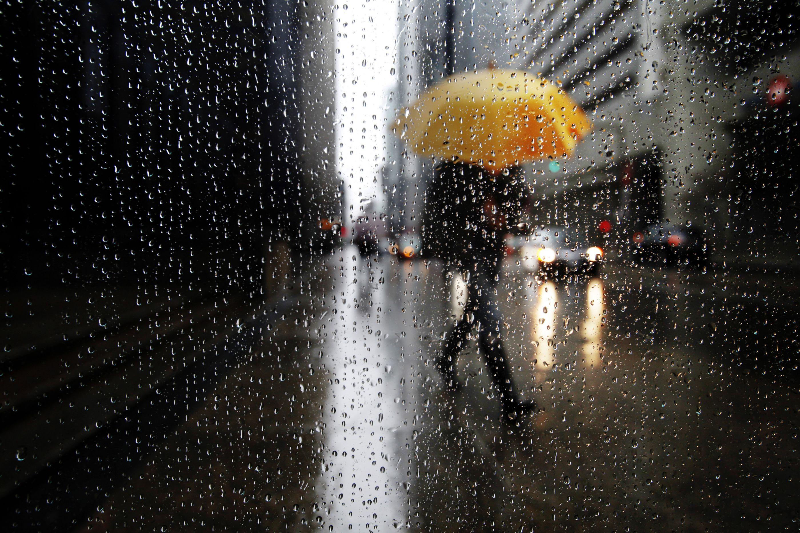 Fim de semana à porta com previsão de chuva e de neve