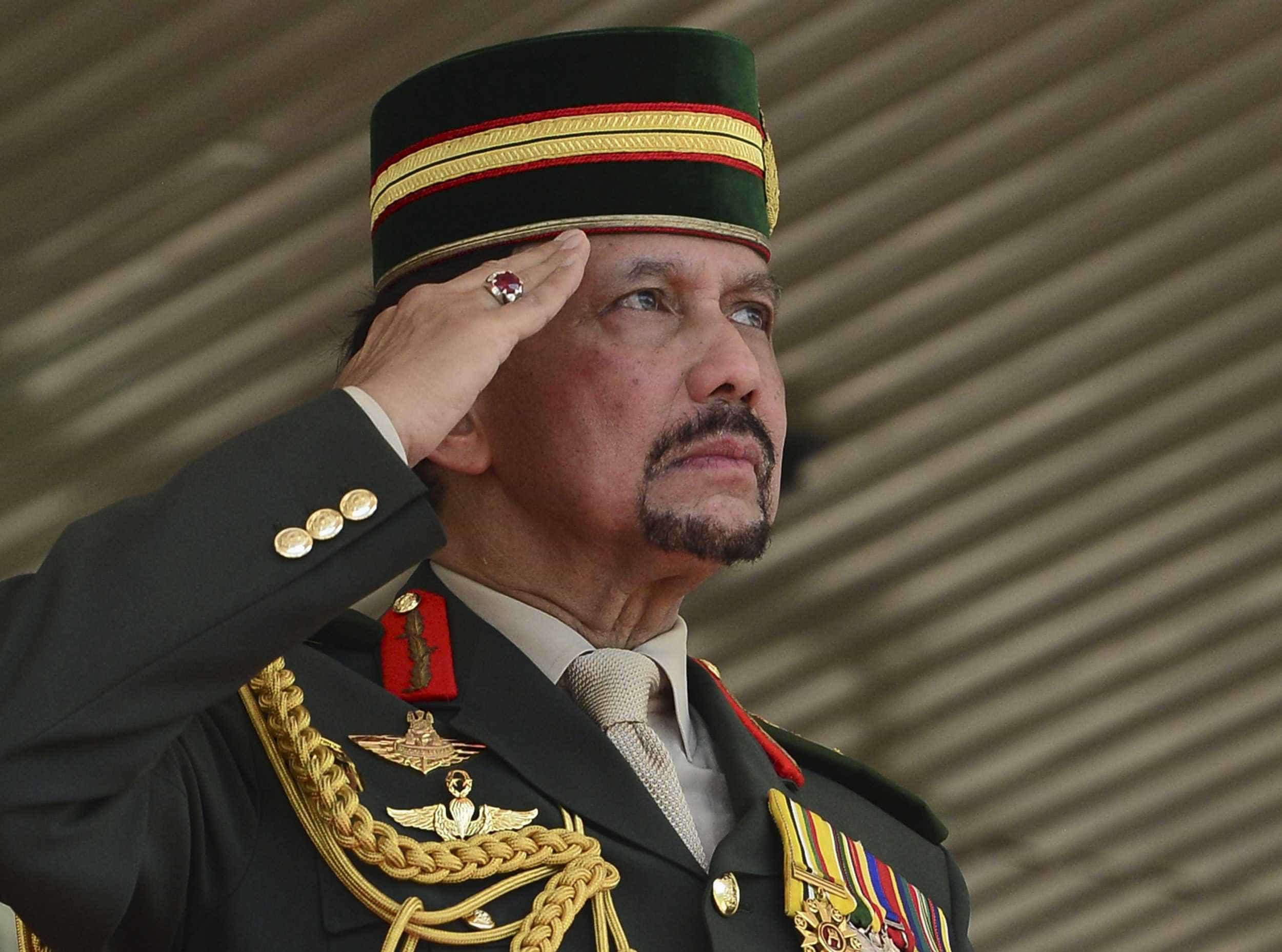 Coligação internacional apela ao Brunei para rever pena de morte