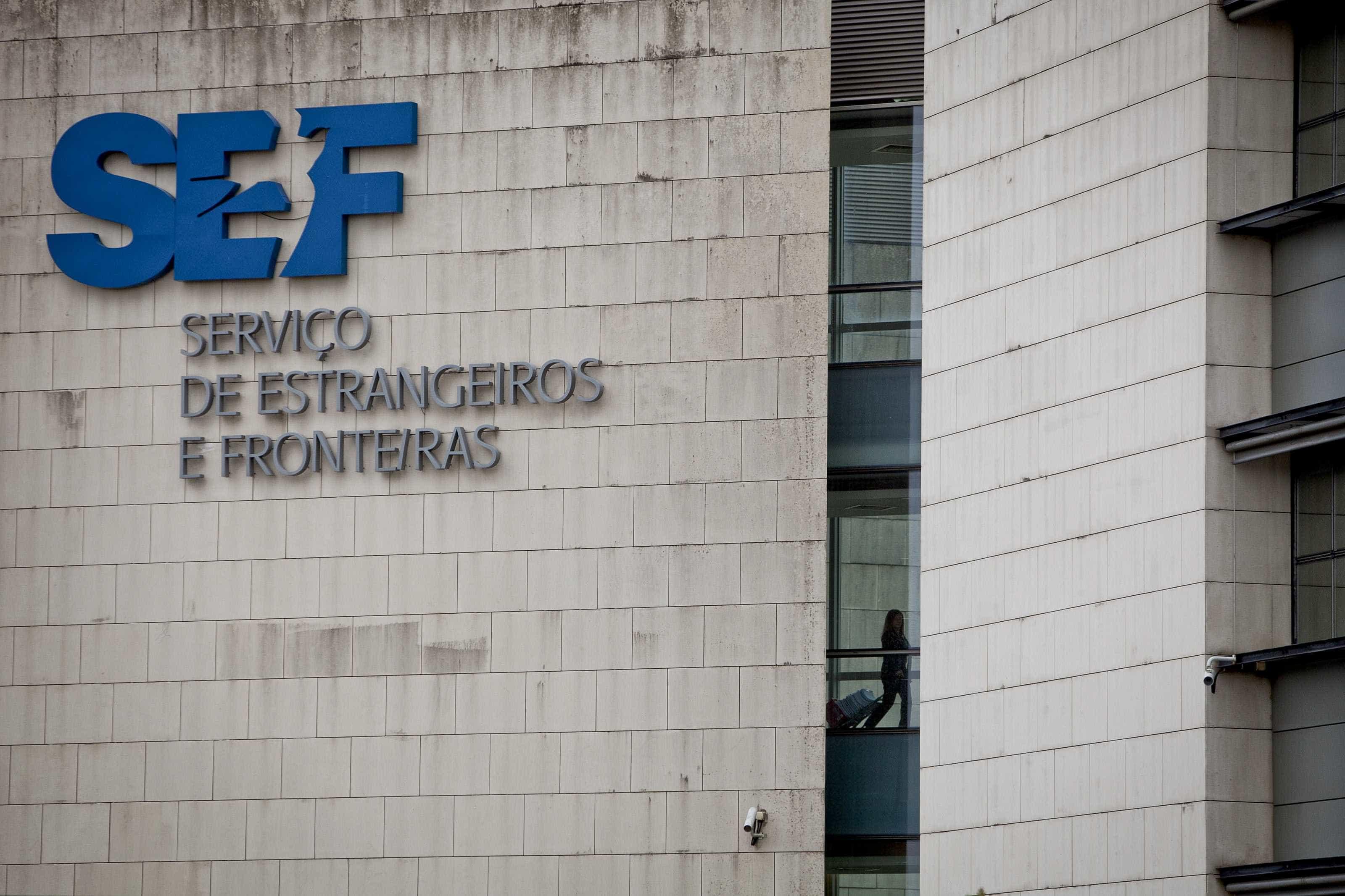 SEF deteta três homens estrangeiros em situação irregular em Portugal