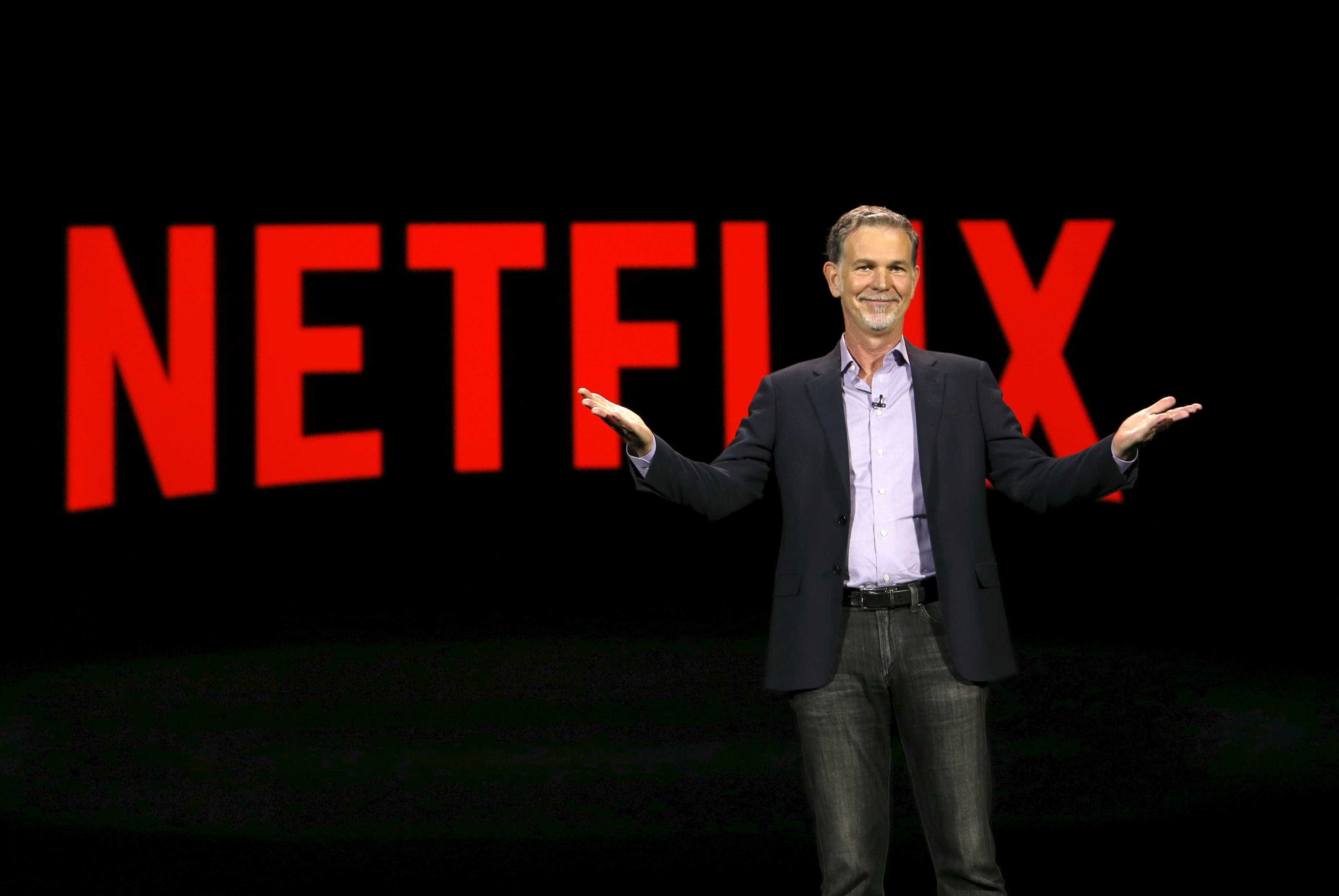 Netflix deu 'nega' à Apple