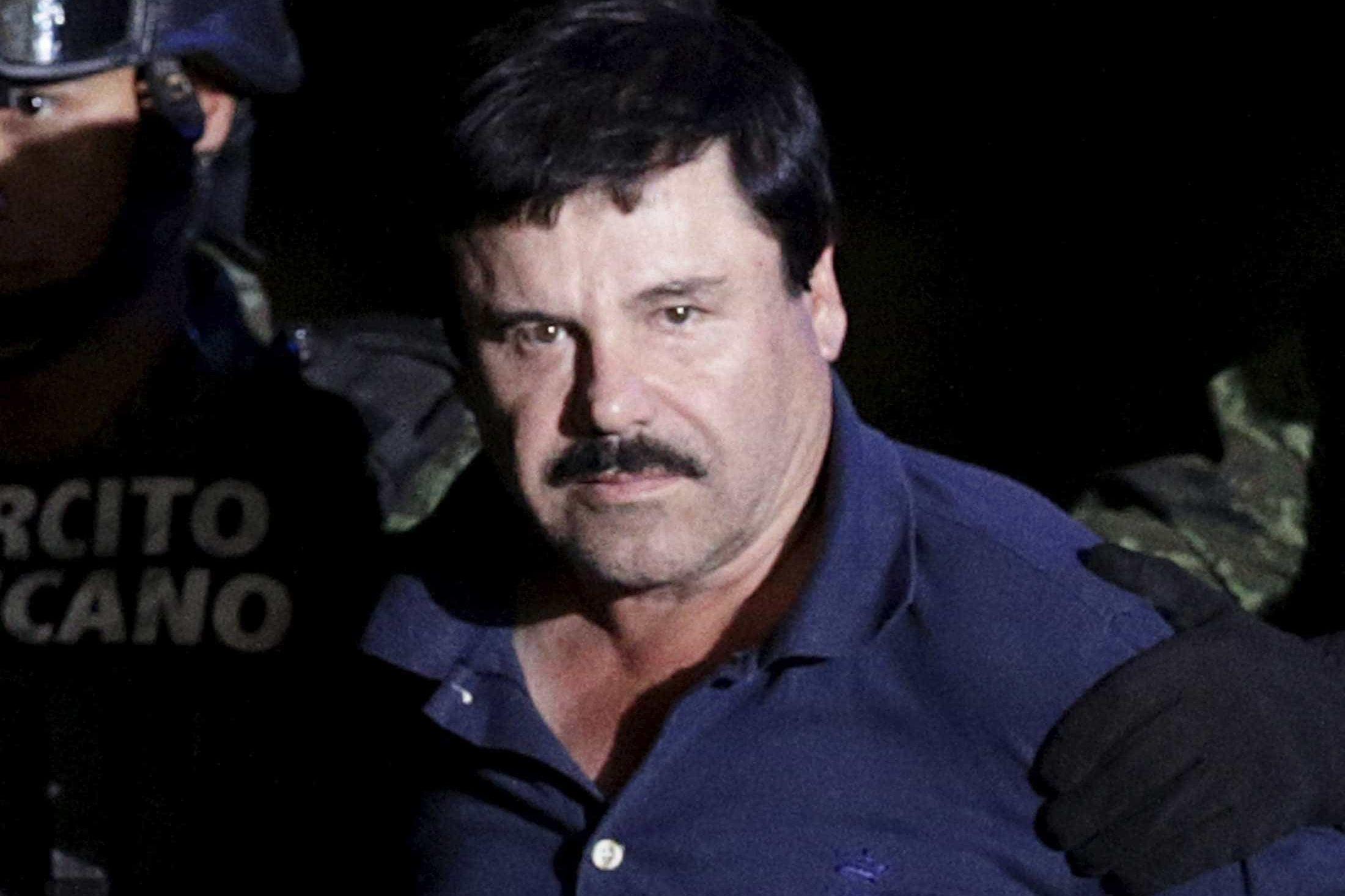"""""""Há maiores hipóteses"""" de Ted Cruz pagar o muro do que 'El Chapo'"""