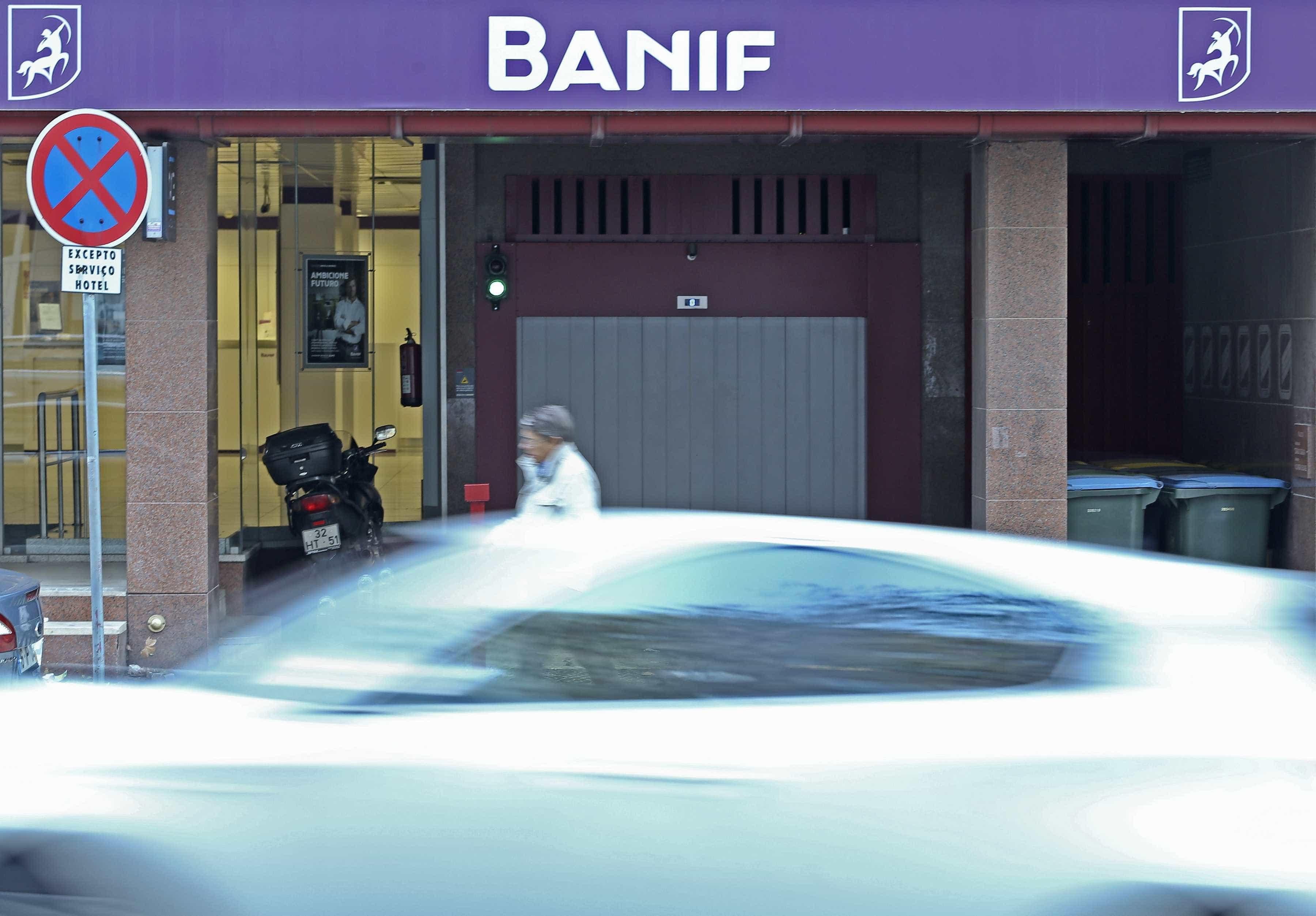 Recurso de ex-dirigentes do Banif a coima do BdP começa terça-feira