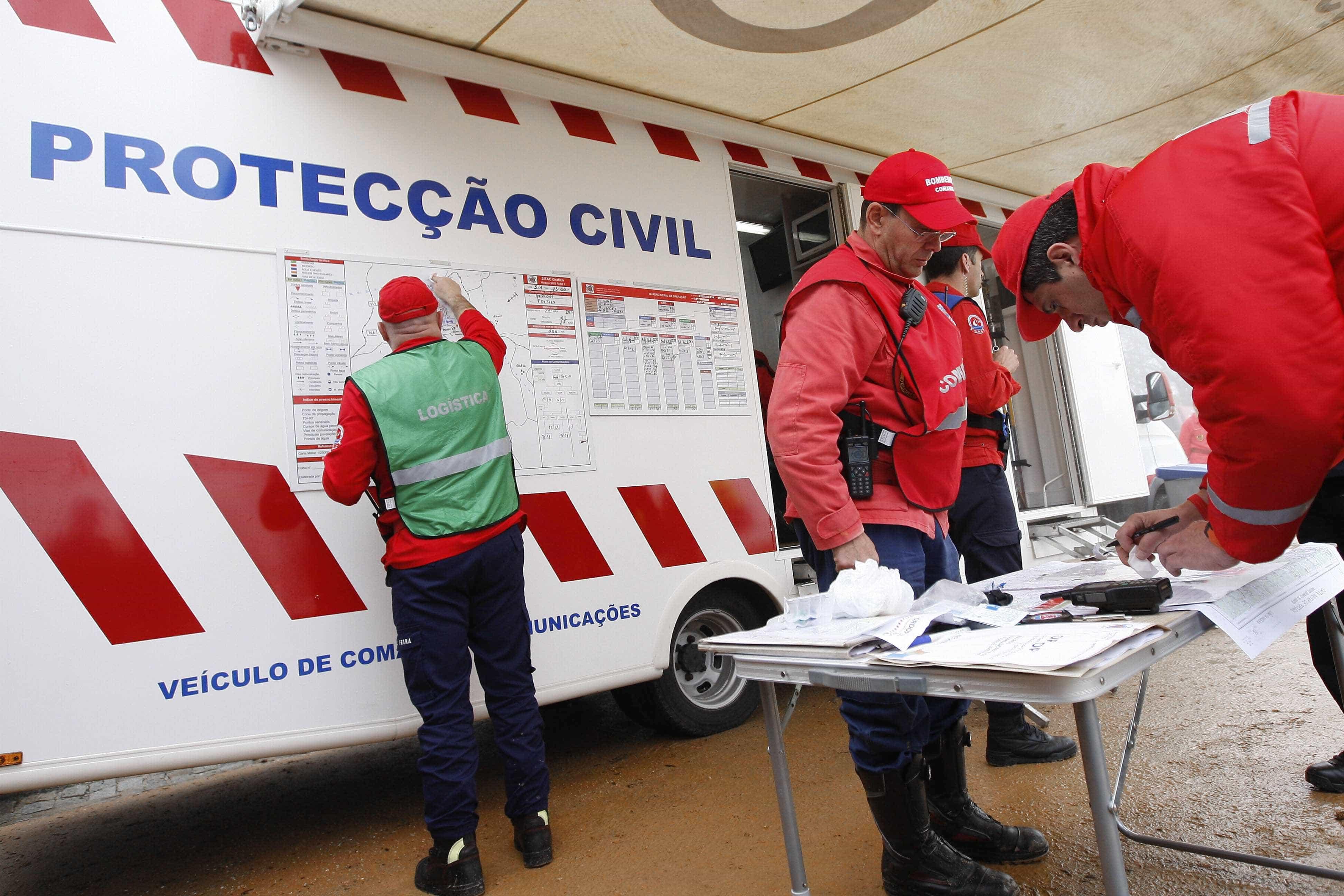 Portugal vai ser palco de exercício europeu de Proteção Civil