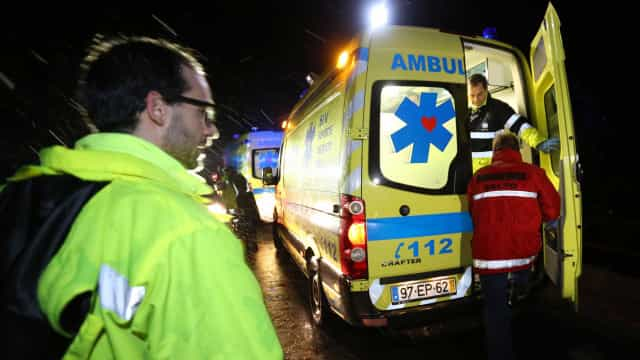 Um morto e sete feridos em colisão na A23 em Torres Novas