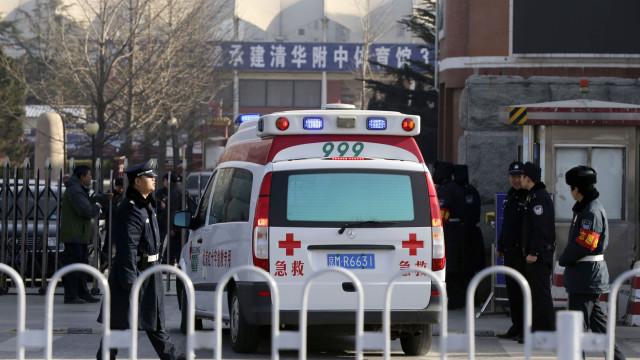 Pelo menos cinco mortos em atropelamento intencional na China