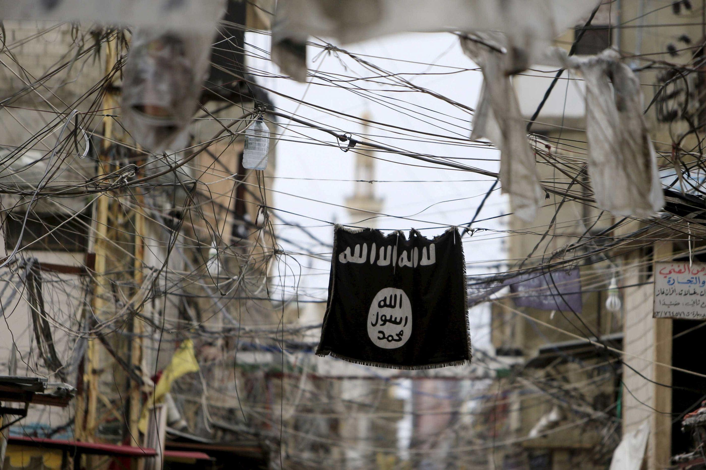Crianças americanas podem estar presas no último reduto do ISIS