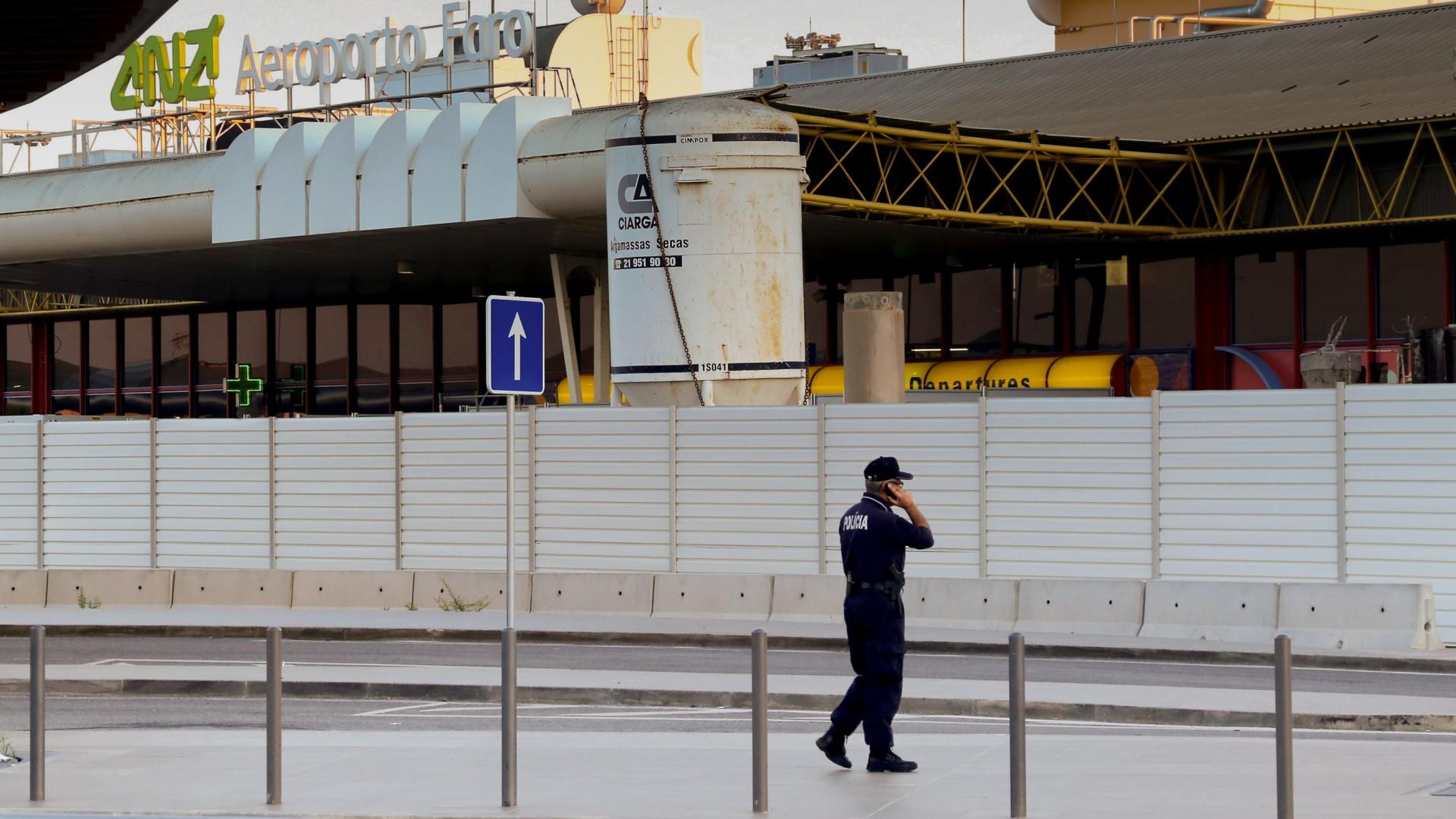 Jovem de 15 anos morre atropelada perto do aeroporto de Faro