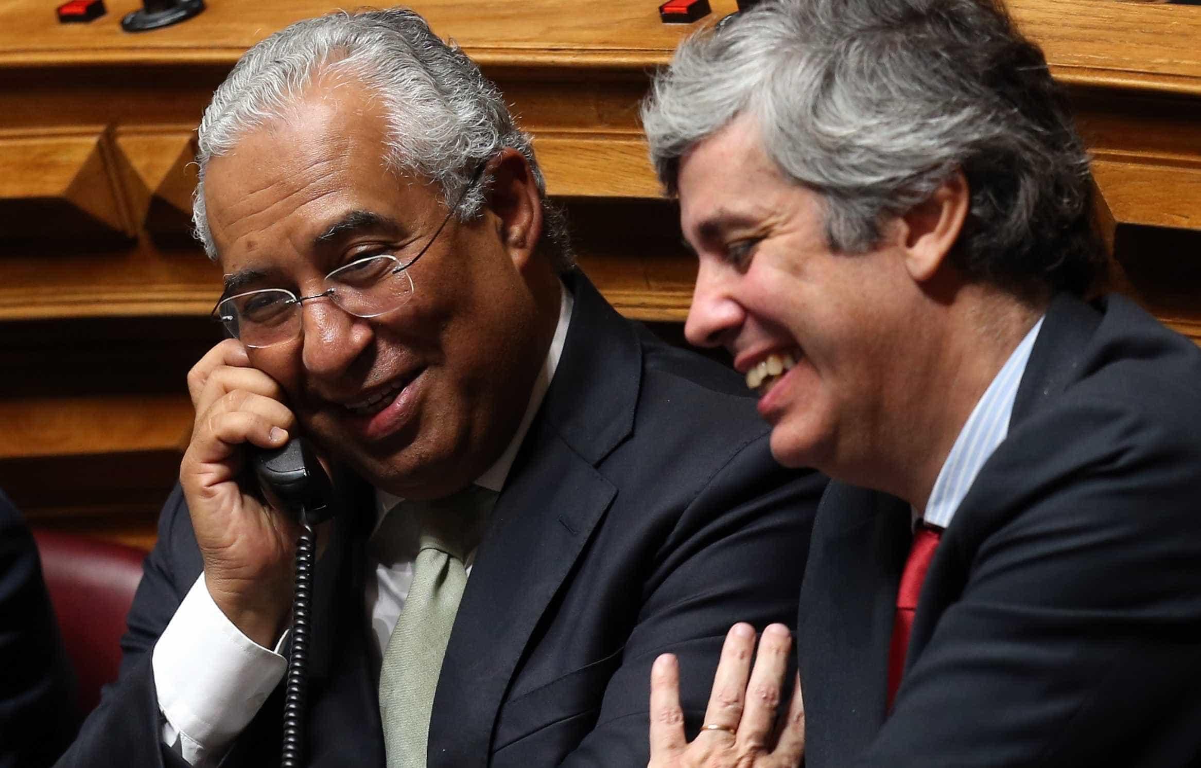 Contas públicas. Portugal com excedente orçamental de 0,7% até setembro