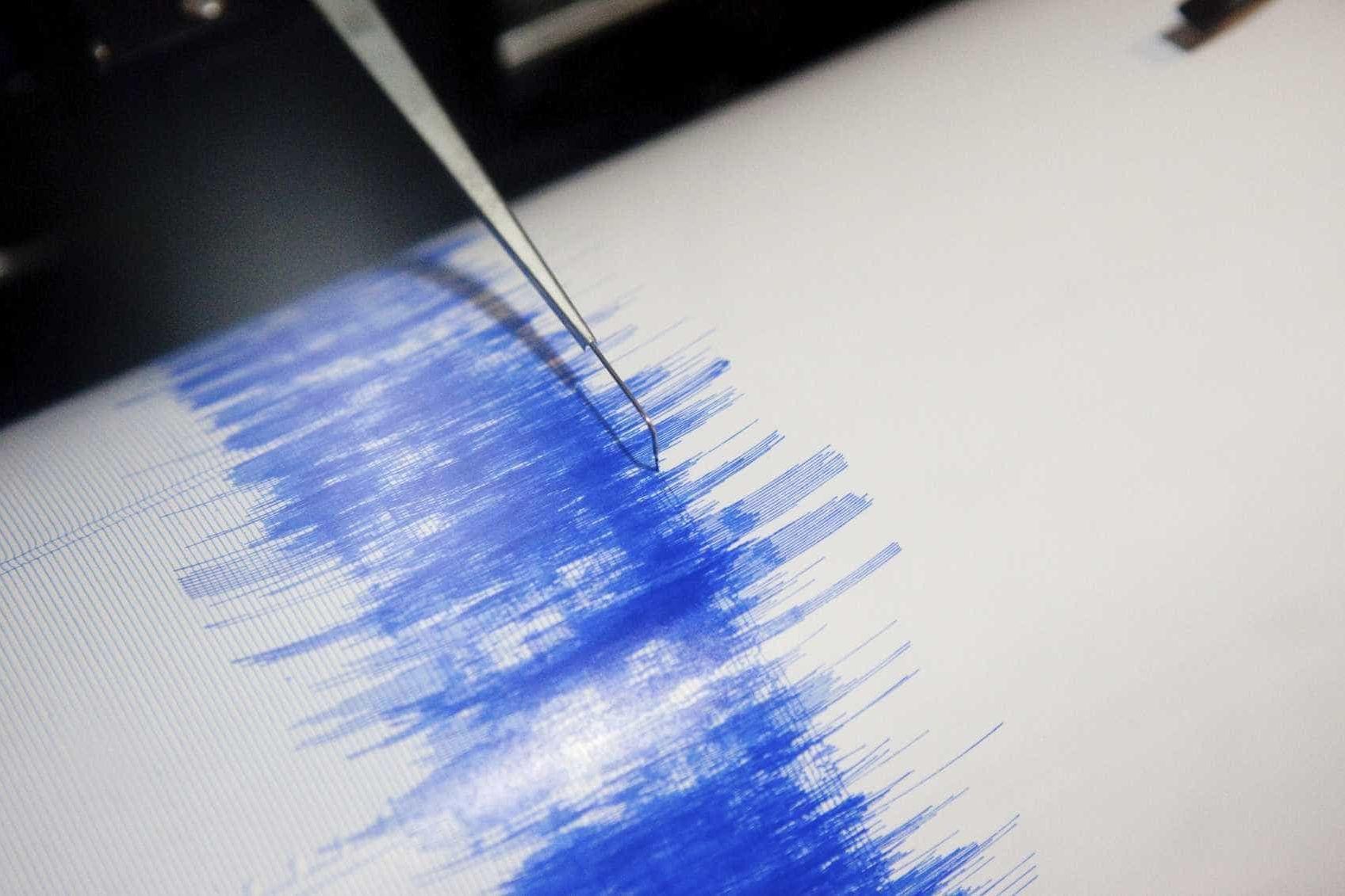 Sismo de magnitude 6,2 sacode região Este das ilhas Fiji