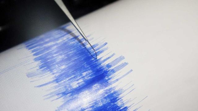 Quatro sismos sentidos nos Açores em pouco mais de seis horas