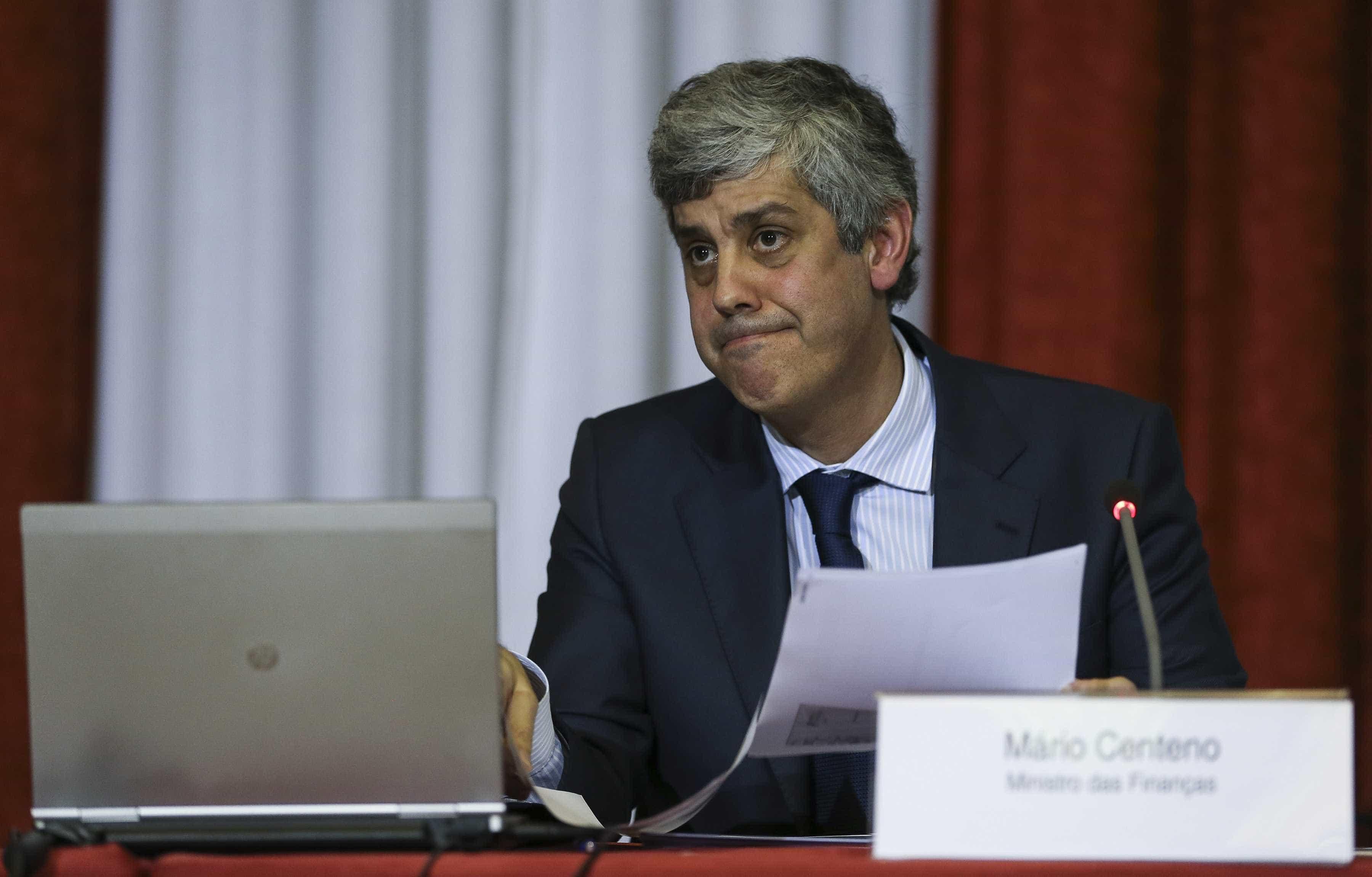 Centeno apresenta Programa de Estabilidade 2019-2023 às 12h00