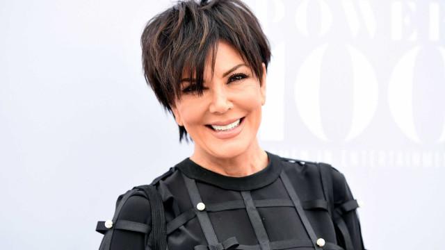 Aos 63 anos, Kris Jenner partilha fotografia sem maquilhagem
