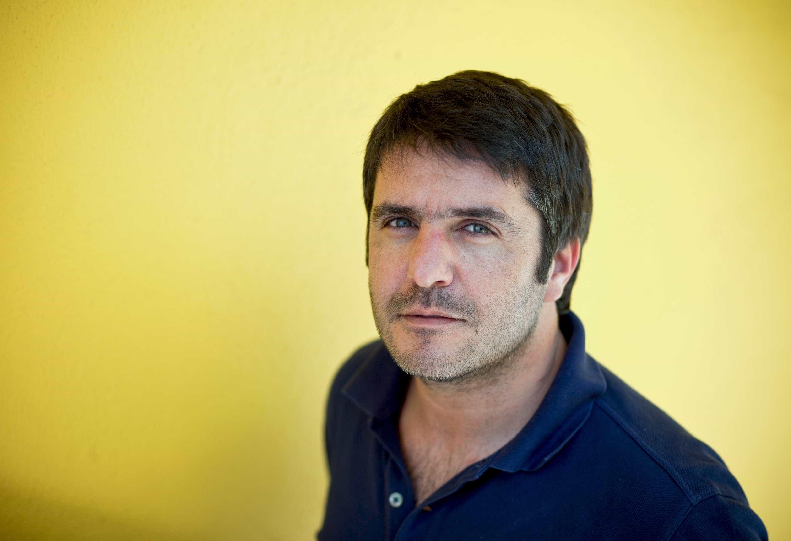 """Pedro Moutinho quis """"arriscar mais"""" no novo álbum 'Um Fado ao Contrário'"""