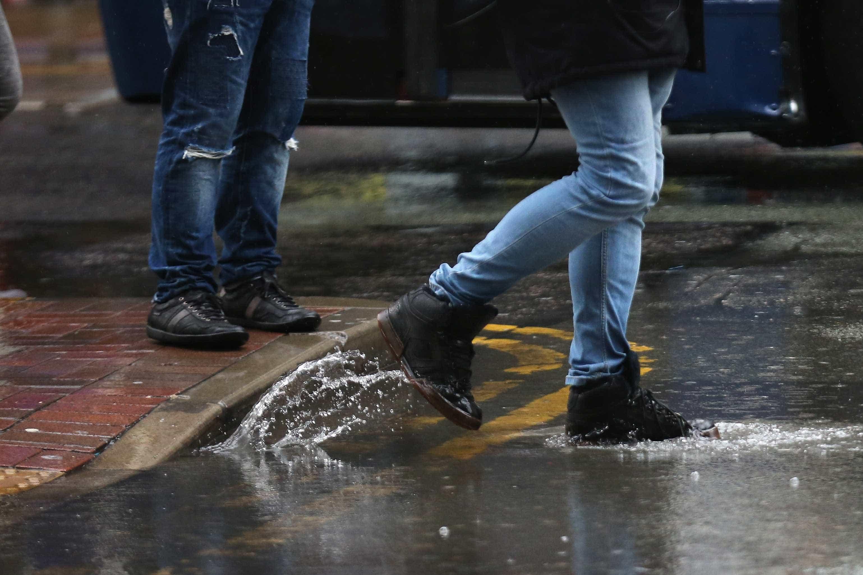 A chuva regressa já esta tarde e traz uma descida da temperatura