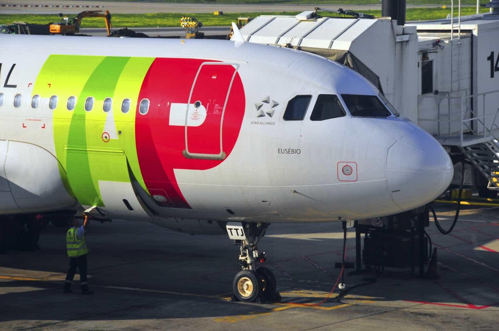 TAP cancela sete voos por causa de furacão Leslie