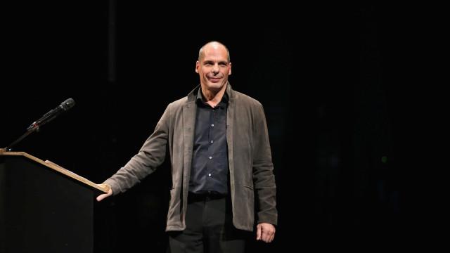 Varoufakis lidera lista internacional para eleições europeias na Alemanha