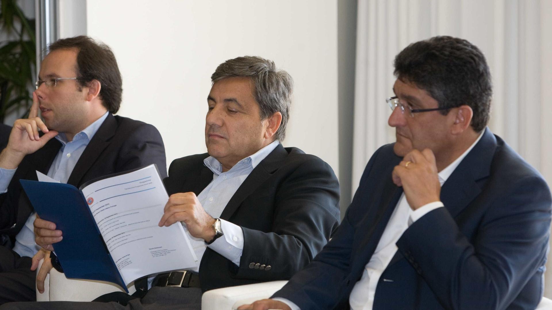 Fernando Gomes apresenta lista à FPF com Hélder Postiga a vice-presidente