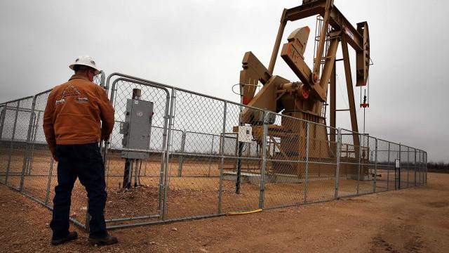 "Eni anuncia ""grande descoberta"" de até 650 milhões de barris de petróleo"