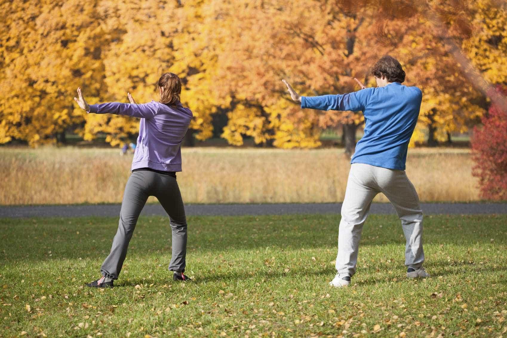 Tecnologia que envolve dança e tai chi permite evitar quedas dos idosos