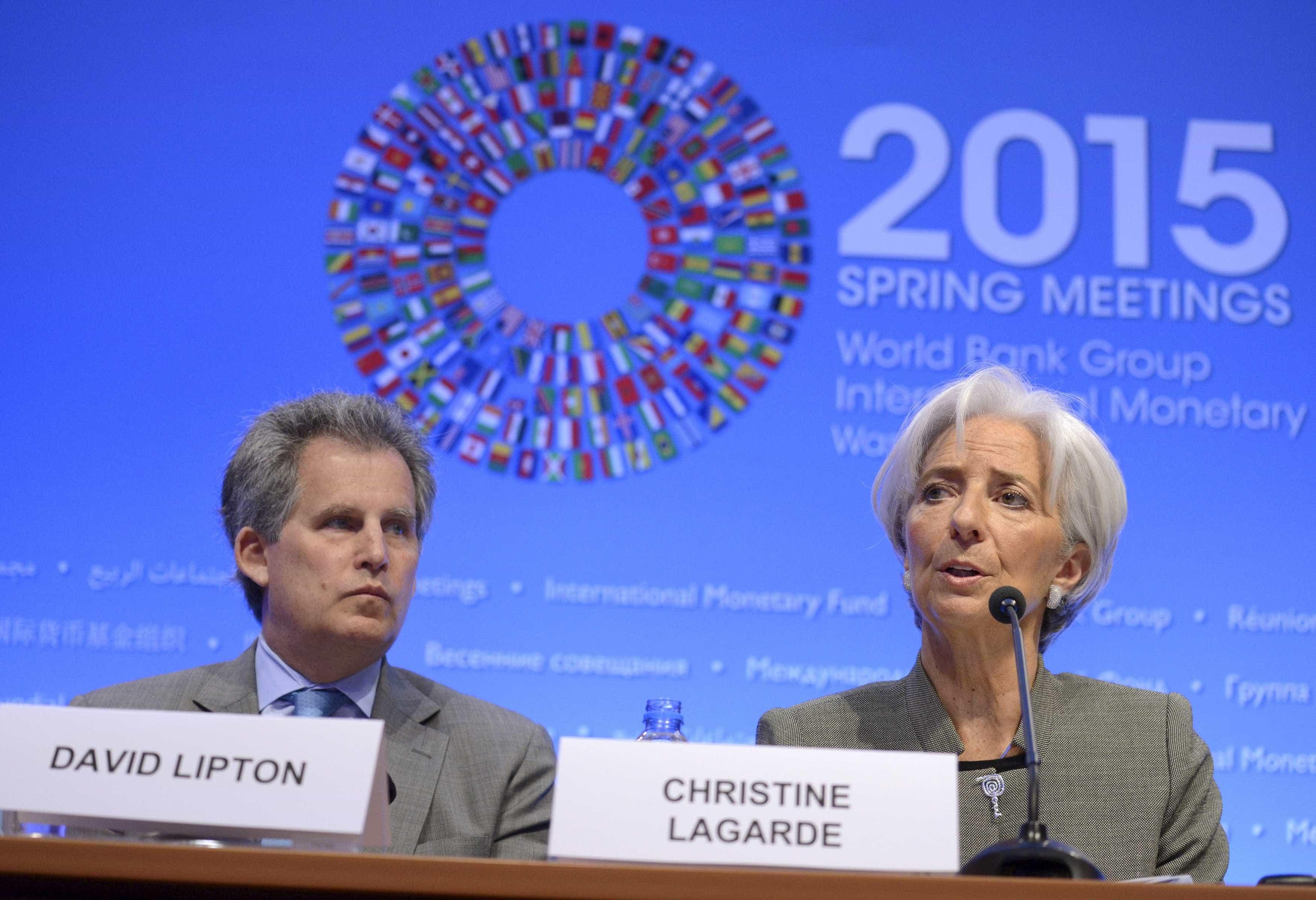 Estão a reunir-se as condições para uma nova crise, alerta o FMI