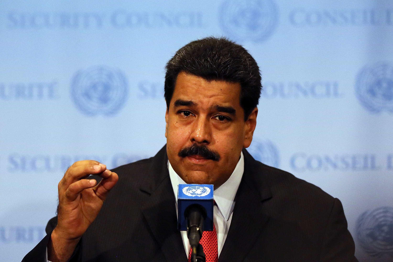 Maduro quer exercícios militares em centrais elétricas e sistemas de água