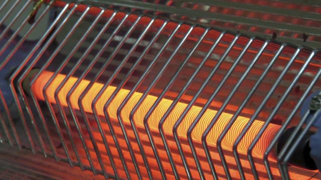 Onda de frio leva a subida de 75% na procura de produtos de aquecimento