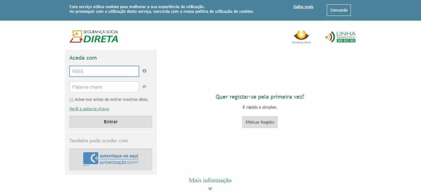 Pedido para pagar dívidas à Seg Social em prestações já pode ser online