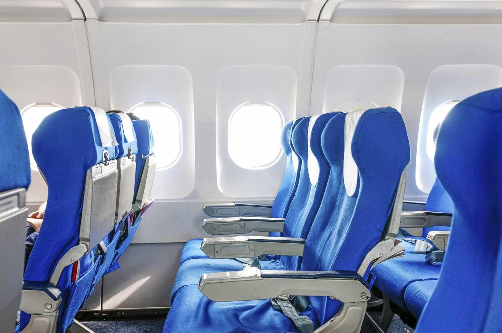 Alcoolizada, urinou na mala de outro passageiro durante viagem de avião