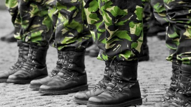 """Recruta que morreu nos Comandos tinha """"feridas em carne viva"""""""
