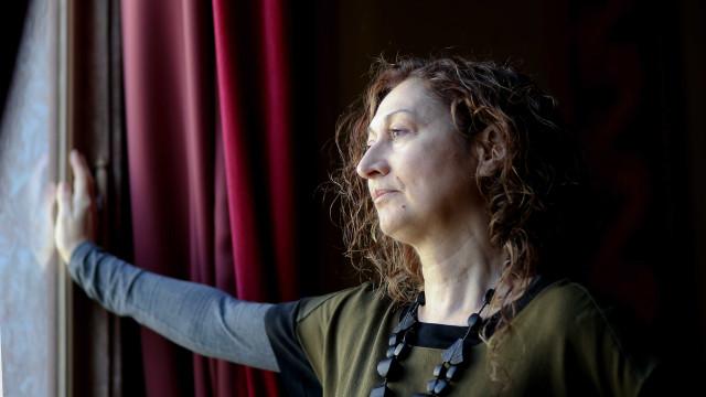 Nova coreografia de Olga Roriz 'A meio da noite' hoje no Teatro Camões