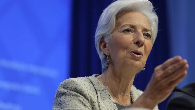 """Brexit, as consequências e o """"regresso dos sogros"""" na análise de Lagarde"""