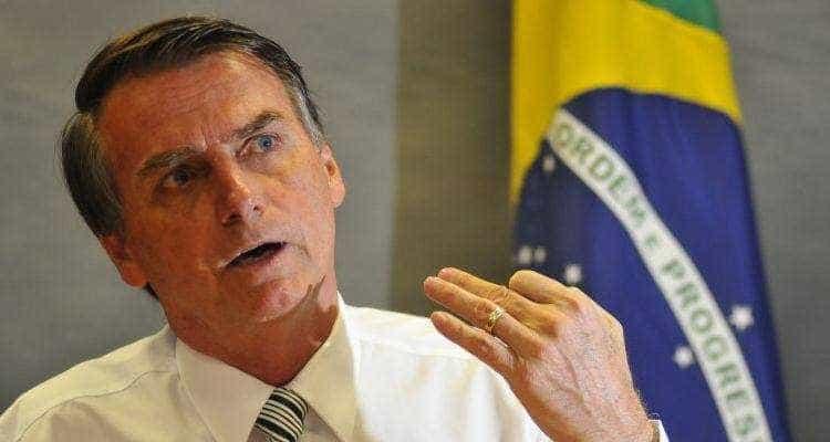 Bolsonaro anuncia cooperação com Israel para dessalinização de água