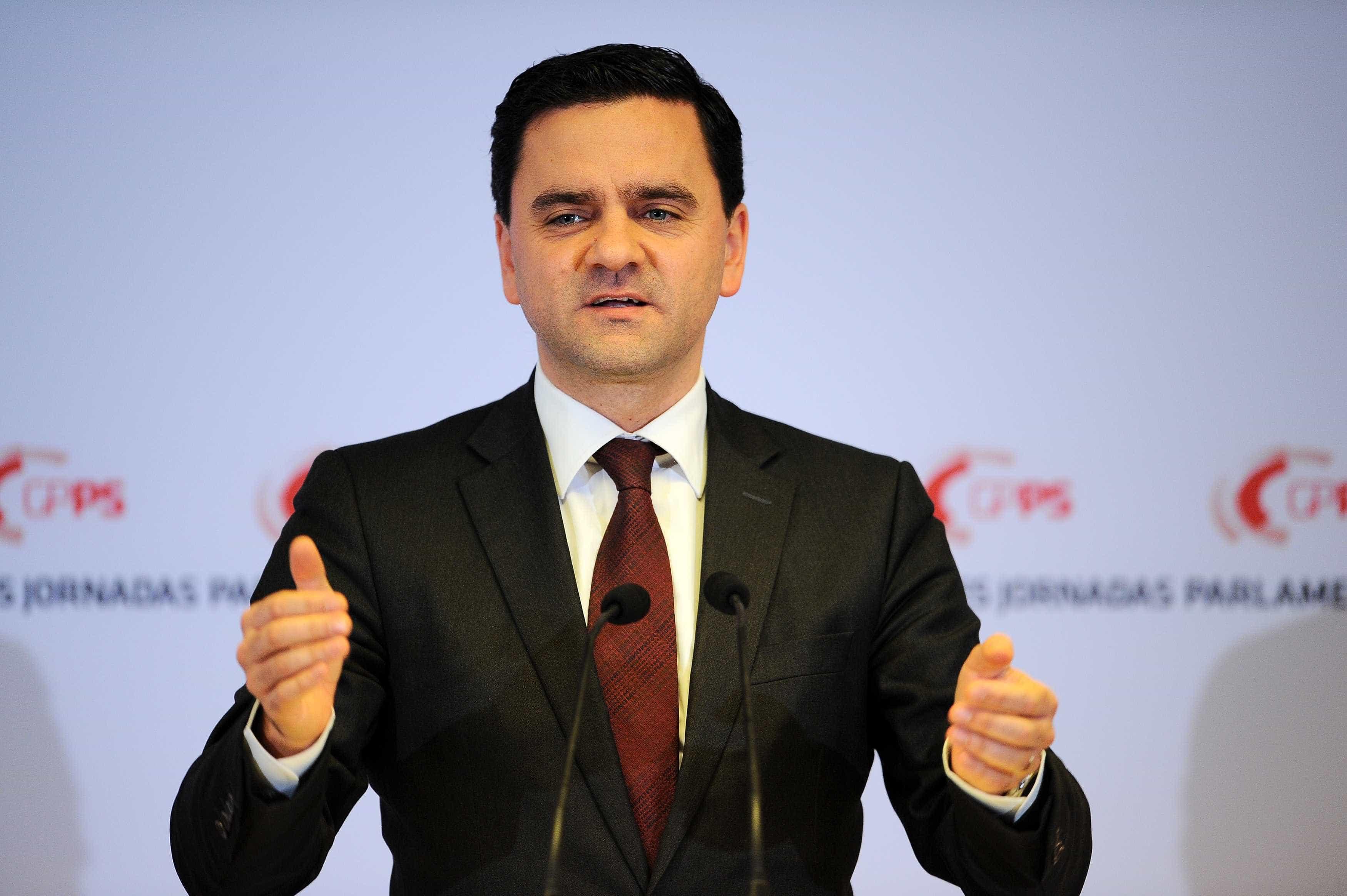 Europeias: Pedro Marques é o cabeça de lista do PS