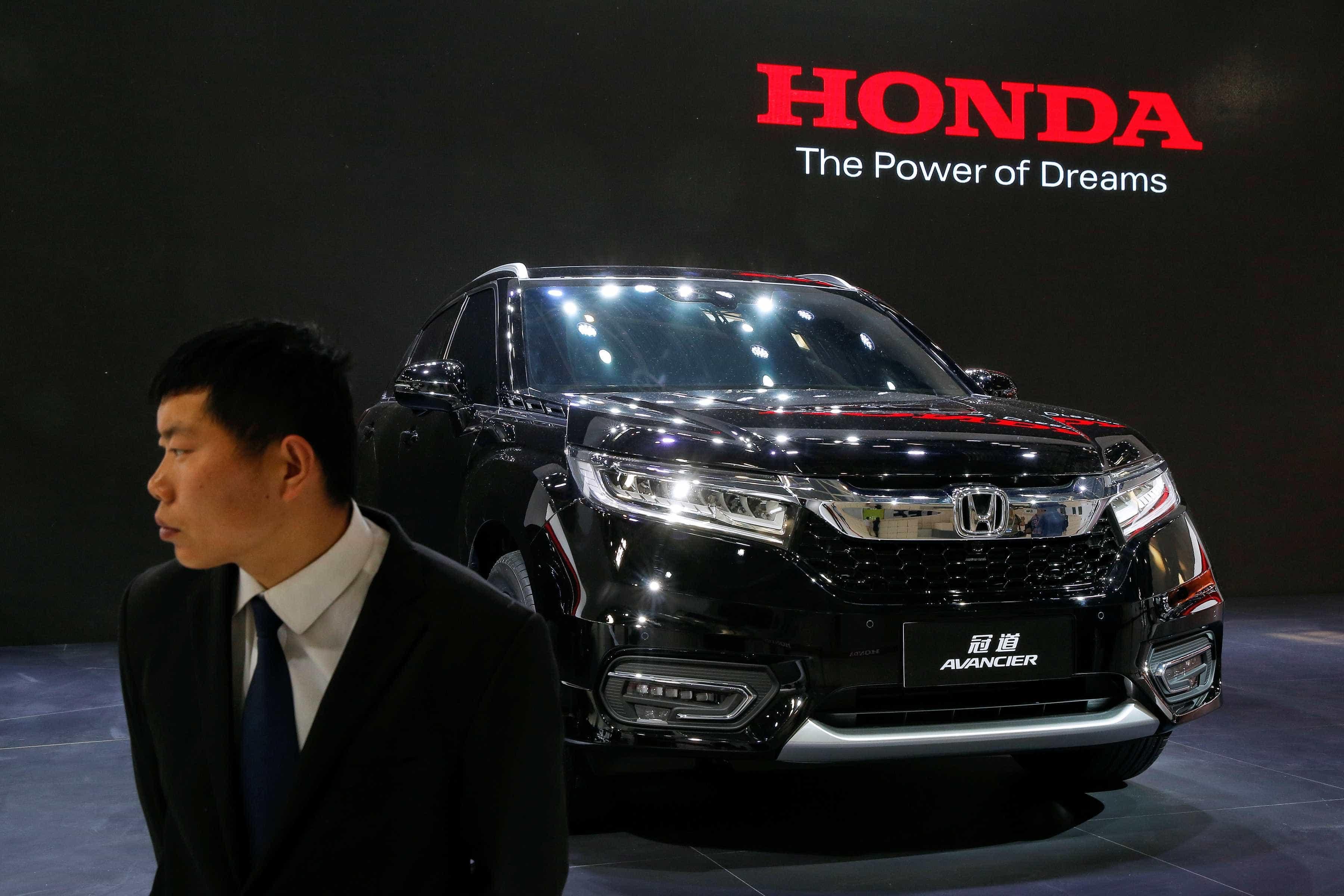 Honda anuncia encerramento em 2021 de fábrica no Reino Unido