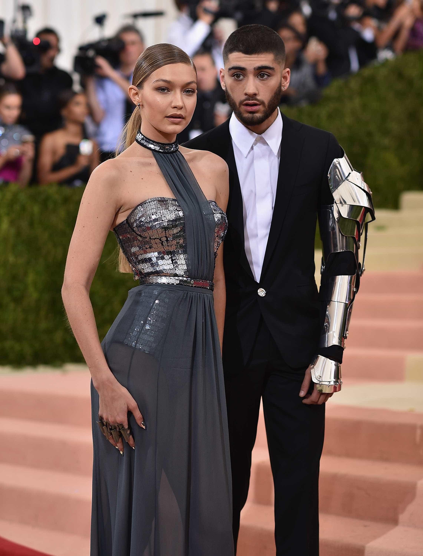 Zayn Malik enfurecido com críticas a Gigi Hadid