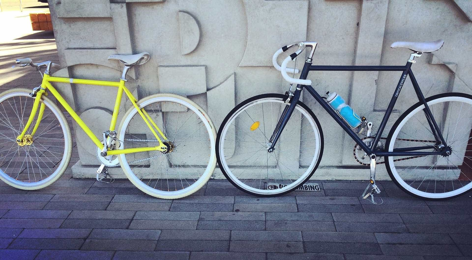 Pegue na bicicleta. Aceite o convite para pedalar