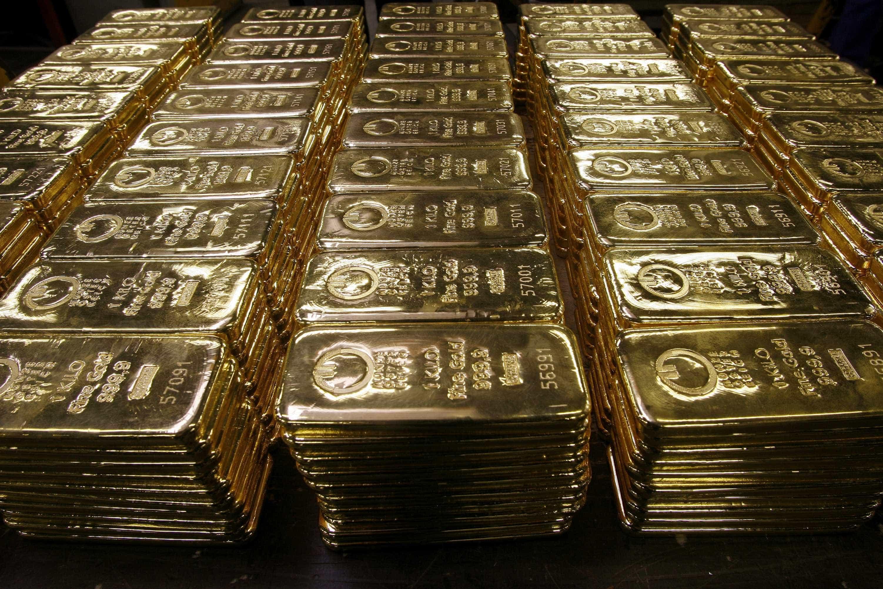 Três países lusófonos com reservas de ouro que valem 15 mil milhões