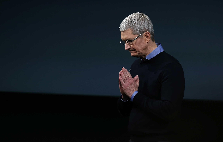 Bons resultados da Apple rendem prémio de 74 milhões a Tim Cook